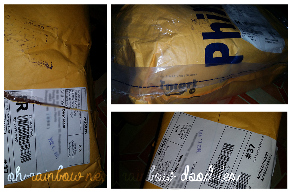 Tmart Parcel with 2 items for review
